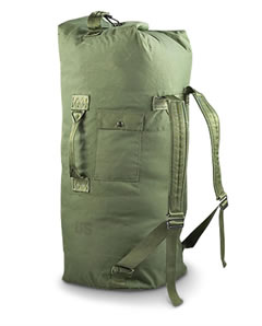 Duffel bag for climbing mount kilimanjaro