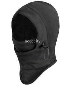 Fleece balaclava for climbing mt kilimanjaro