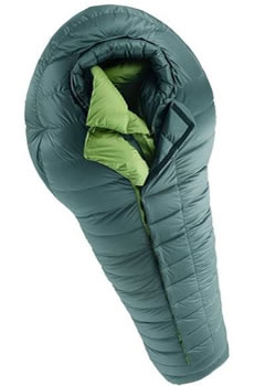 Sleeping bag (-10 rating) for climbing mount kilimanjaro